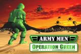 Army Men: Operation Green Game Boy Advance Title screen