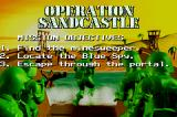 Army Men: Operation Green Game Boy Advance Your mission objectives