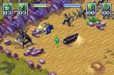 Army Men: Operation Green Game Boy Advance There are enemies in the bunker.