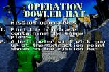 Army Men: Operation Green Game Boy Advance Second level mission objectives