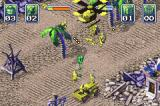 Army Men: Operation Green Game Boy Advance Enemy helicopters drop in more troops.