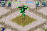 Army Men: Operation Green Game Boy Advance Your helicopter is ready to extract you once all you mission objectives are completed.