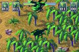 Army Men: Operation Green Game Boy Advance Level 3 is in the jungle.