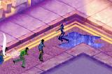 Catwoman Game Boy Advance The first enemies you encounter are three thugs milling about on the street corner.