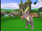 Spyro the Dragon PlayStation An important interview with one of the leading dragon politicians ;)