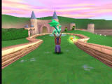 Spyro the Dragon PlayStation Starting the game