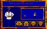 Once Upon a Time: Baba Yaga Atari ST Starting to customize your character
