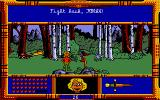 Once Upon a Time: Baba Yaga Atari ST Evil snake should be avoided