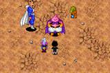 Dragon Ball Z: Buu's Fury Game Boy Advance Buu released.