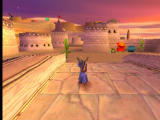 """Spyro the Dragon PlayStation Level """"Cliff Town"""""""