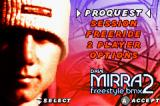 Dave Mirra Freestyle BMX 2 Game Boy Advance Menu