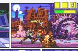 Comix Zone Game Boy Advance Looks like the only choice is fighting.
