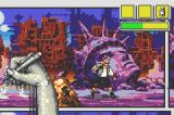 Comix Zone Game Boy Advance Thought I was done here but he draws another one.