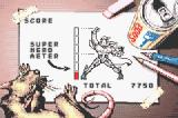 Comix Zone Game Boy Advance Stage results