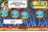 Comix Zone Game Boy Advance Using the rat to find hidden things.