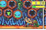 Comix Zone Game Boy Advance More fighting.