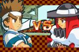 Black Belt Challenge Game Boy Advance Versus screen