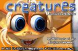 Creatures Game Boy Advance Title screen