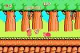 Adventure Island Game Boy Advance The axe can be thrown at enemies making it easier to get past