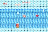 Adventure Island Game Boy Advance It's best to run through this section as big icicles fall from the ceiling