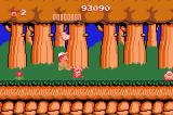 Adventure Island Game Boy Advance These tiger run from the left hand side of the screen and require fast reaction in order to jump over them