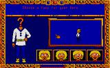 Once Upon A Time: Abracadabra Atari ST Adjusting the protagonist...