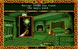 Once Upon A Time: Abracadabra Atari ST Finding the magic wand...