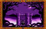 Once Upon A Time: Abracadabra Atari ST Reaching a Dark Palace...