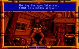Once Upon A Time: Abracadabra Atari ST Fighting the ogre Satanicus...