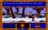 Once Upon A Time: Abracadabra Atari ST Returning back throught the forest with the magic bracelet...