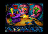 Freddi Fish 3: The Case of the Stolen Conch Shell Windows Freddi, Luther, & Pierre the Tailor.