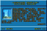 Thunderbirds: International Rescue Game Boy Advance Location profile