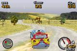 Top Gear Rally Game Boy Advance Quick Race in Overland Valley
