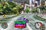 Top Gear Rally Game Boy Advance Quick Race in Paradise City