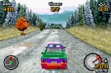 Top Gear Rally Game Boy Advance Quick Race in Great Lakes