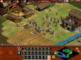 Age of Empires II: The Age of Kings Windows The Celts and Franks engage in brutal warfare.