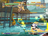 Guilty Gear X Dreamcast Some nice effects