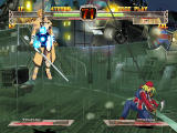 Guilty Gear X Dreamcast Ouch! That should be painful