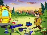 Fisher-Price Outdoor Adventures: Ranger Trail Windows Sorting out the objects that are useful for camping