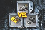 Robot Wars: Advanced Destruction Game Boy Advance 3-player vs screen in Championship