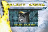 Robot Wars: Advanced Destruction Game Boy Advance Selecting arena for the Vengeance Battle