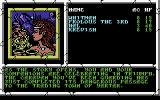 Gateway to the Savage Frontier Commodore 64 As usual everything was fine ...