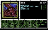 Gateway to the Savage Frontier Commodore 64 Combat at land and sea