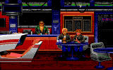 Wing Commander DOS in the bar (EGA)