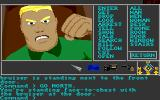 Borrowed Time Amiga A nasty thug!