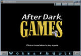 After Dark Games Windows Title screen