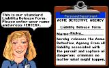 Where in Time is Carmen Sandiego? Amiga You mean this job could be dangerous?