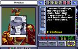 Where in Time is Carmen Sandiego? Amiga Carmen's file.