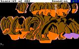 Space Quest: Chapter I - The Sarien Encounter Amiga Look out for those acid drops!