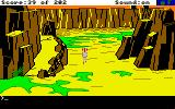 Space Quest: Chapter I - The Sarien Encounter Amiga Which way do I go?